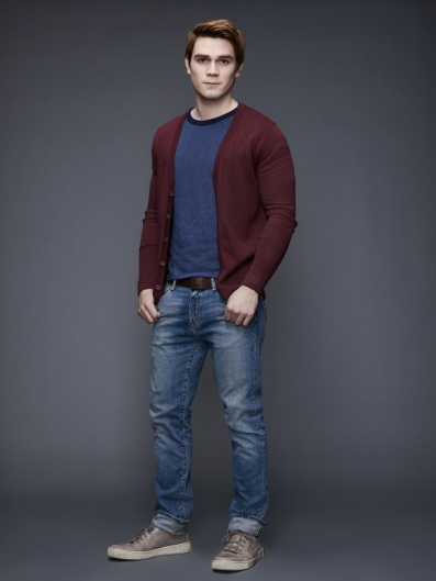 Riverdale -- Image Number: RVD01_AS_ARCHIE2_0620.jpg -- Pictured: KJ Apa as Archie Andrews -- Photo: Art Streiber/The CW -- © 2017 The CW Network. All Rights Reserved