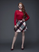 Riverdale -- Image Number: RVD01_AS_CHERYL2_1402.jpg -- Pictured: Madelaine Petsch as Cheryl Blossom -- Photo: Art Streiber/The CW -- © 2017 The CW Network. All Rights Reserved