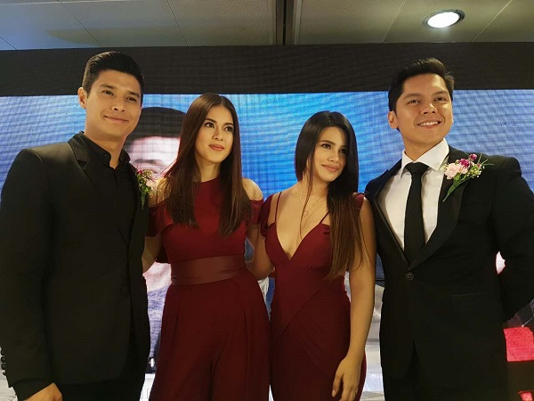 ABS-CBN's newest drama ensemble gets entangled in love and