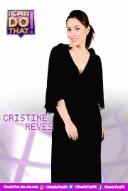 I CANdidate Cristine Reyes
