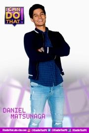 I CANdidate Daniel Matsunaga