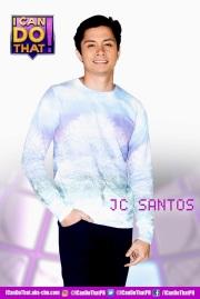I CANdidate JC Santos
