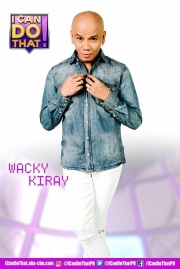 I CANdidate Wacky Kiray