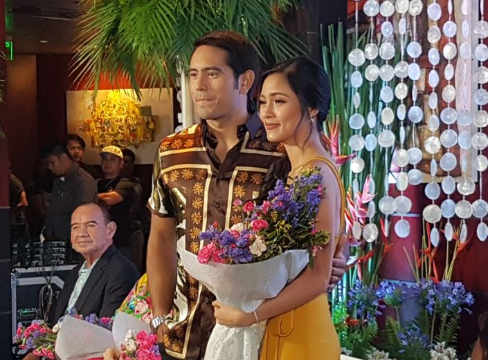 Gerald Anderson and Kim Chiu