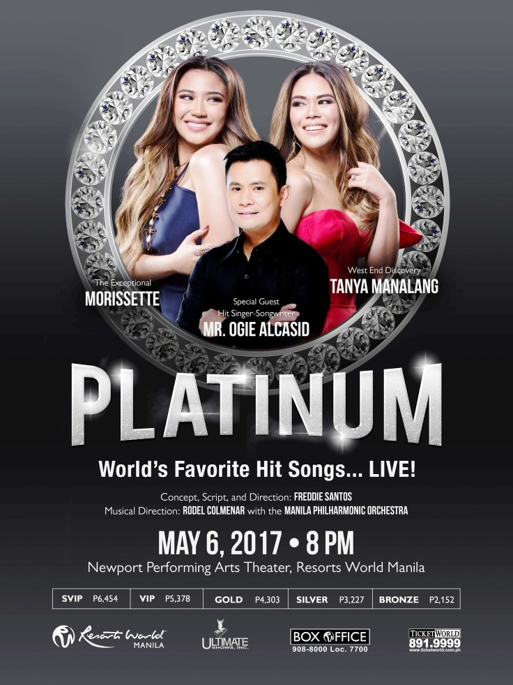 Platinum Layout Poster