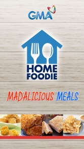 Home Foodie App