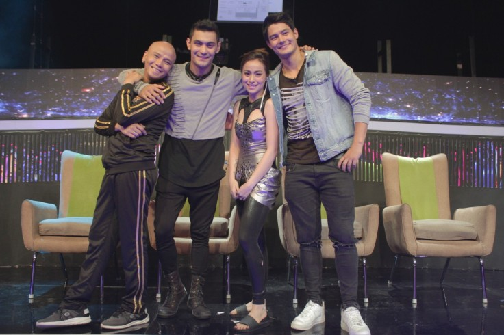 I Can Do That Great Finalists Wacky Kiray, Gab Valenciano, Cristine Reyes, Daniel Matsunaga