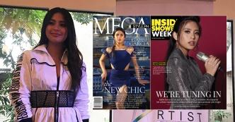 Gabbi Garcia Mega Style Inside Showbiz