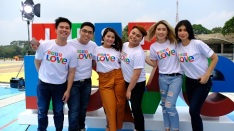 MOR family joins the ABS-CBN Christmas station ID