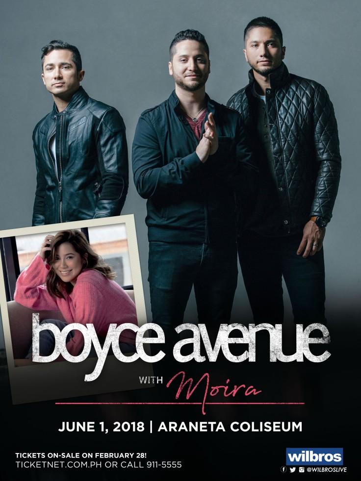 Boyce with Moira MNL 021418