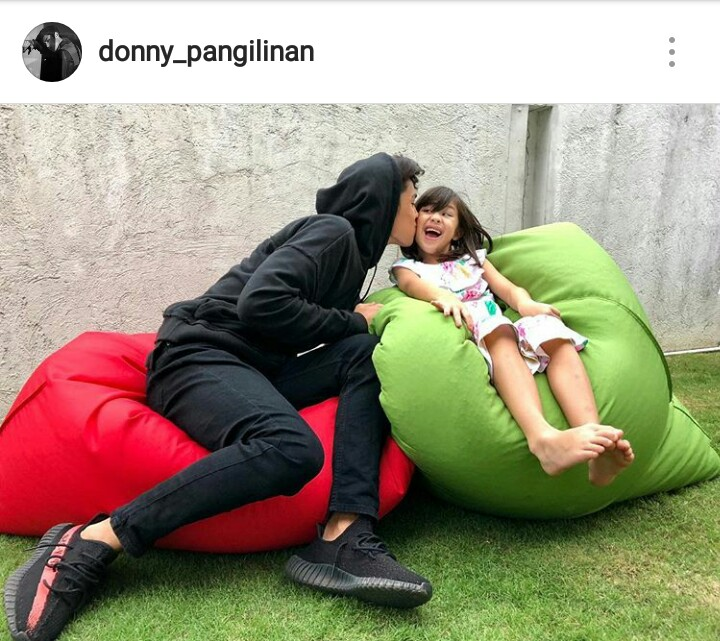 Donny Pangilinan_Sitting Bull Bean Bag