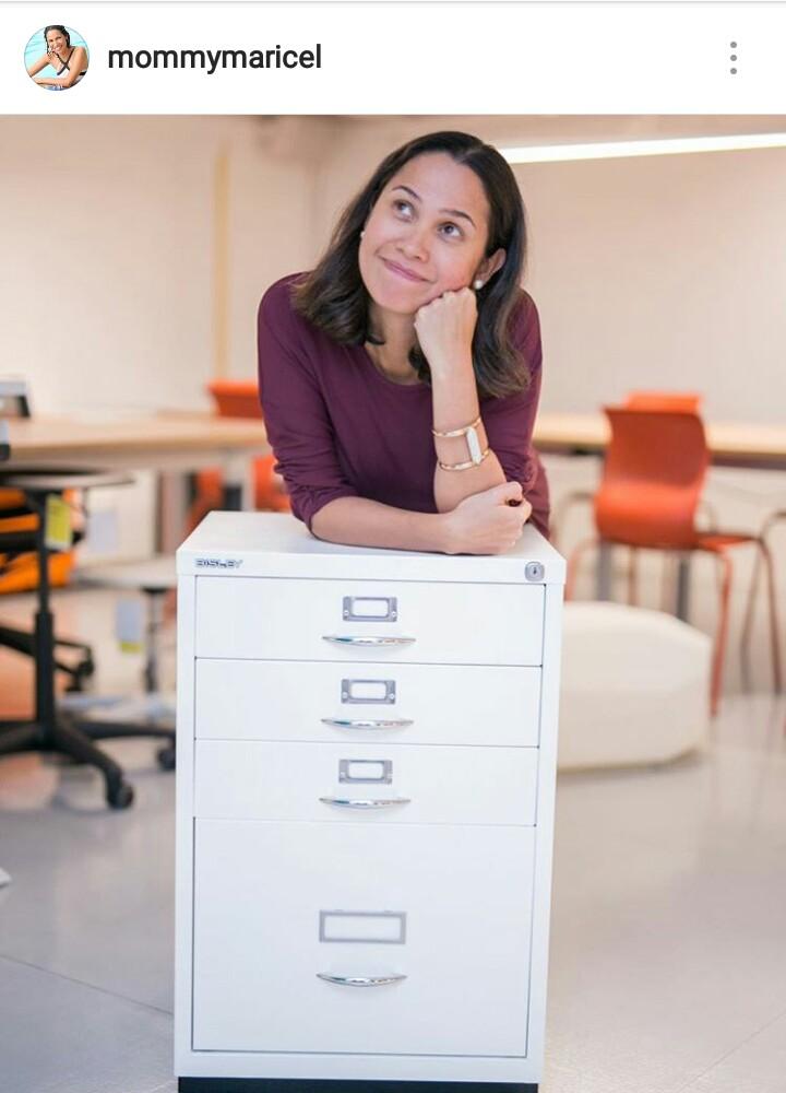 Maricel Laxa Pangilinan_Classic Filing Cabinet Bisley UK