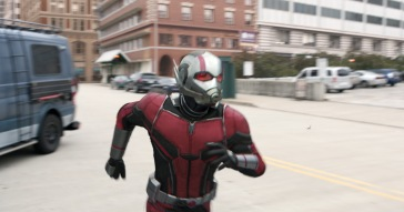 Marvel Studios ANT-MAN AND THE WASP..Ant-Man/Scott Lang (Paul Rudd)..Photo: Film Frame..©Marvel Studios 2018