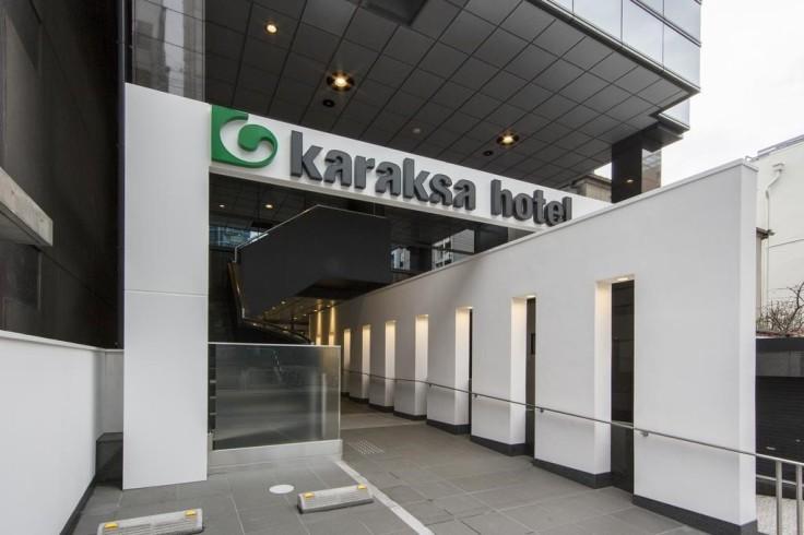 Karaksa Hotel 01