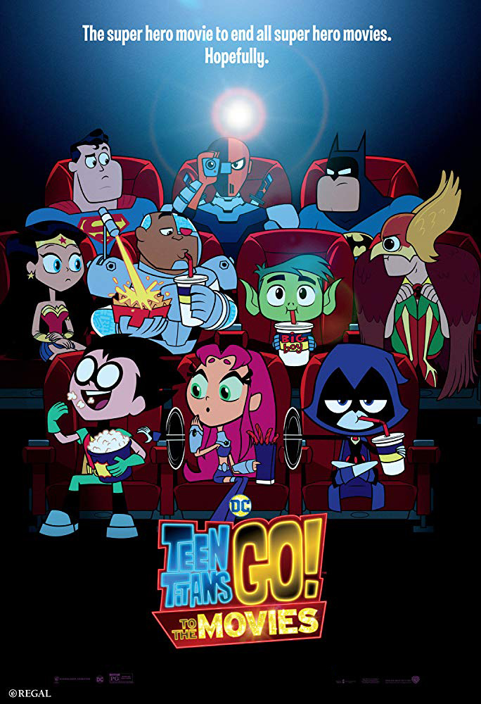 1 Teen Titans Go to the Movies