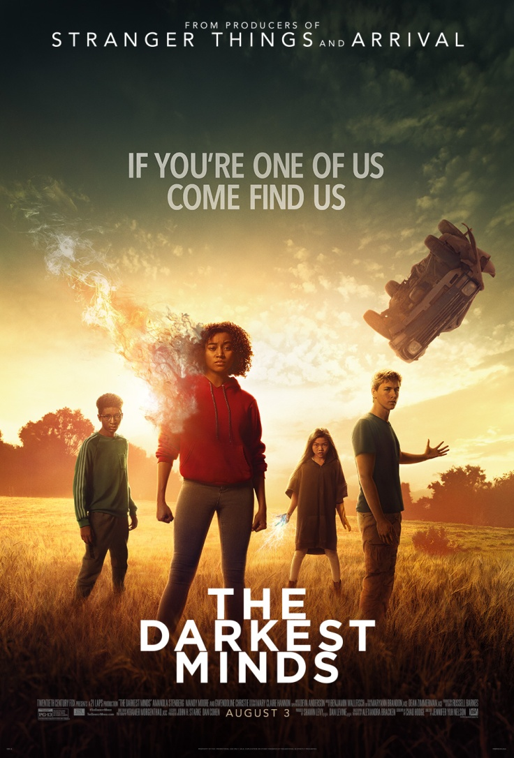 1 The Darkest Minds