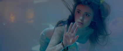 poppy drayton in THE LITTLE MERMAID