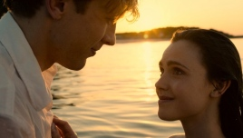 william moseley and poppy drayton in THE LITTLE MERMAID