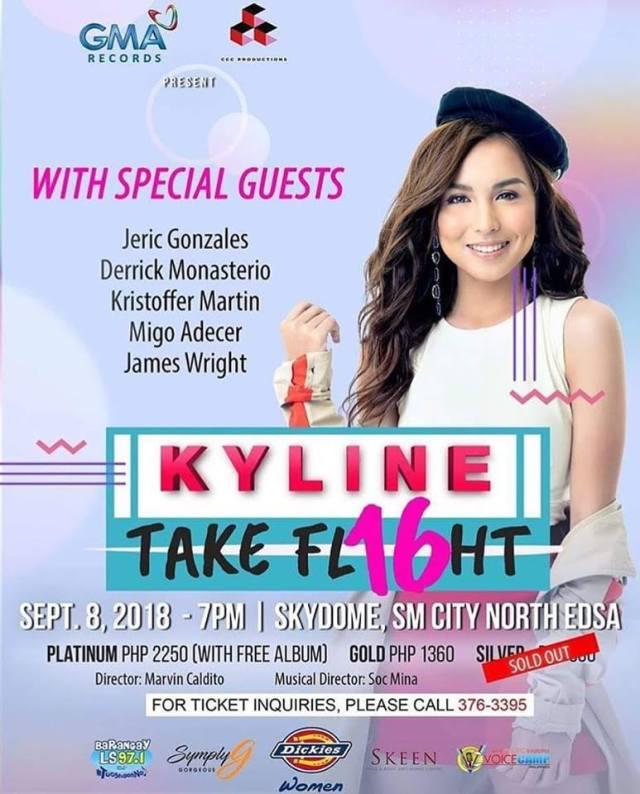 Kyline Alcantara Concert