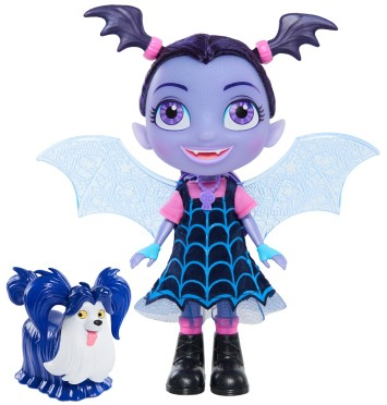 Vampirina Bat-Tastic Vampirina & Wolfie- Out of Package