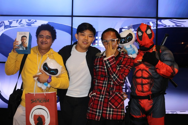 Vivo AsiaPOP Comic Con (2)