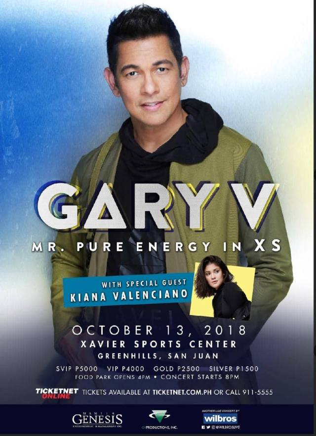 GARY V MR PURE ENERGY IN XS POSTER