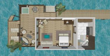 2 - A glimpse of Avara's accommodation