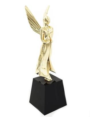 Asian Academy Creative Awards 2018 'Goddess of Creativity' Trophy