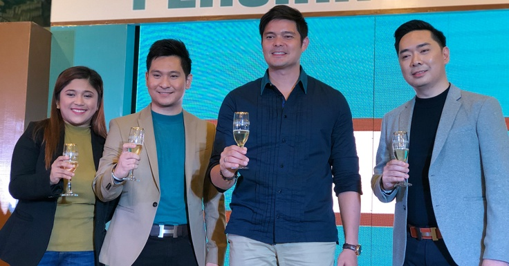 Dingdong Dantes Persian Avenue