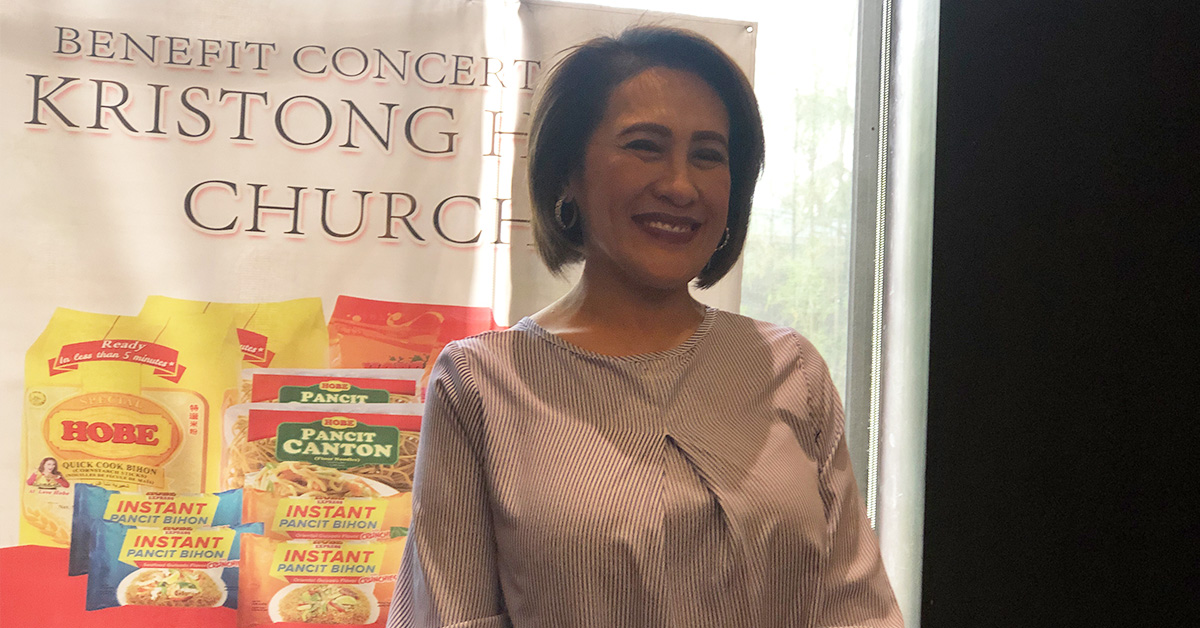 Comedy Concert Queen Aiai Delas Alas To Raise Funds For