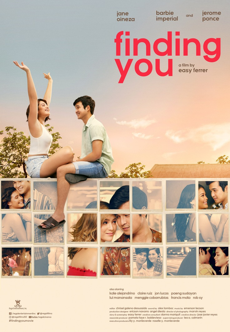 29 Finding You Poster