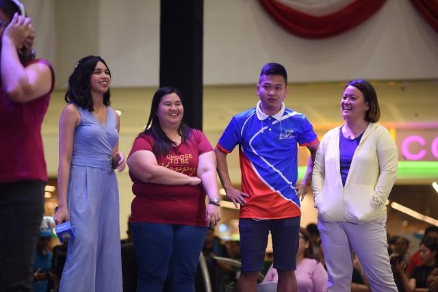 Maine Mendoza Vivo V15 Mall Show (2)