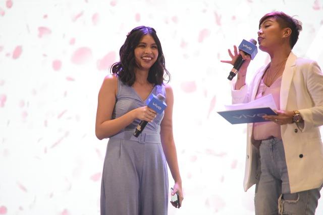 Maine Mendoza Vivo V15 Mall Show (3)