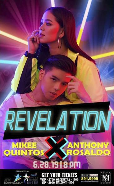 Revealation Concert Mikee Quintos Anthony Rosaldo