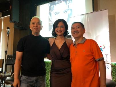 Julie Anne San Jose Louie Ignacio Danny Tan