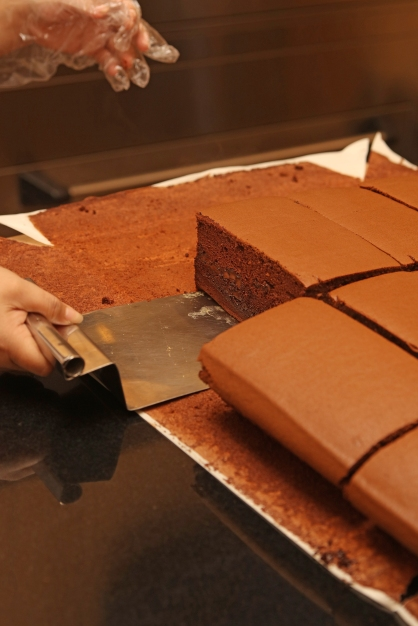 Delicious Freshly Baked Castella Cakes from Original Cake Now Open