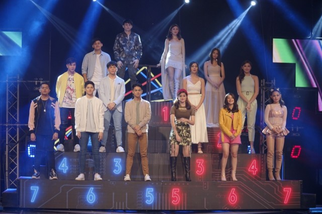 THE FINAL 14