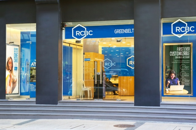 RCBC Branch Facade