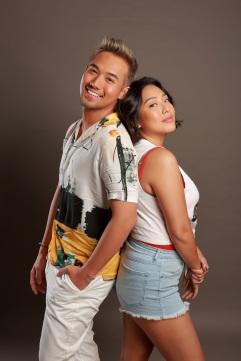 Ken Chan and Rita Daniela_