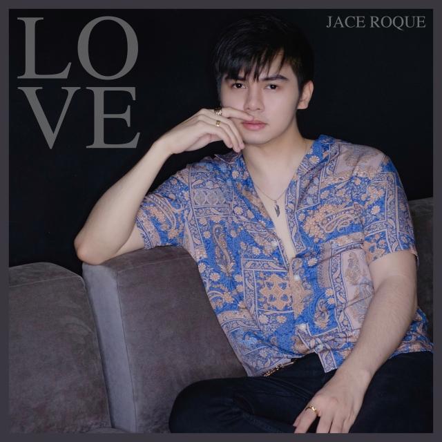 Jace Roque - LOVE - Single Art