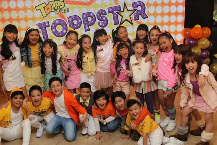 TOPPSTAR TV BLOGCON 4
