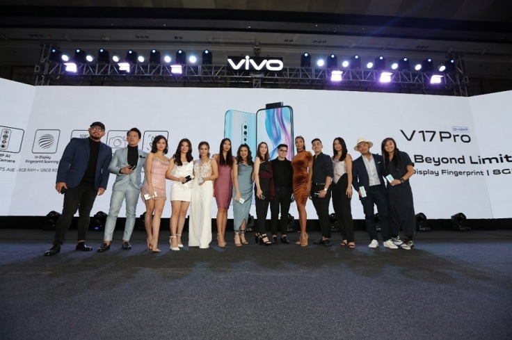 Vivo V17 Pro Launch (1)
