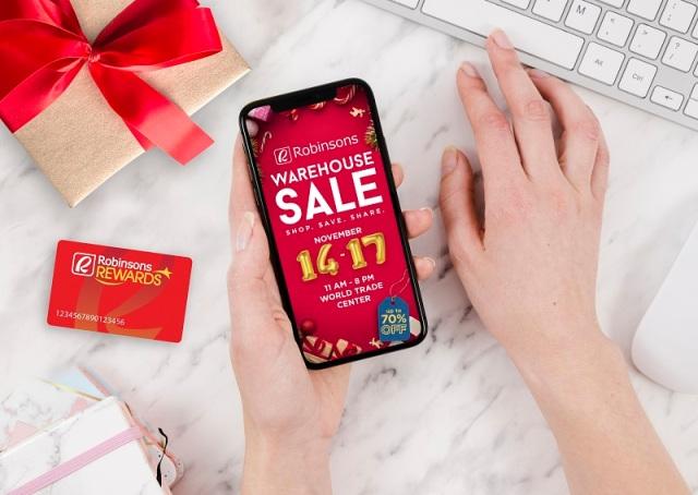 Robinsons Warehouse Sale 2019 photo