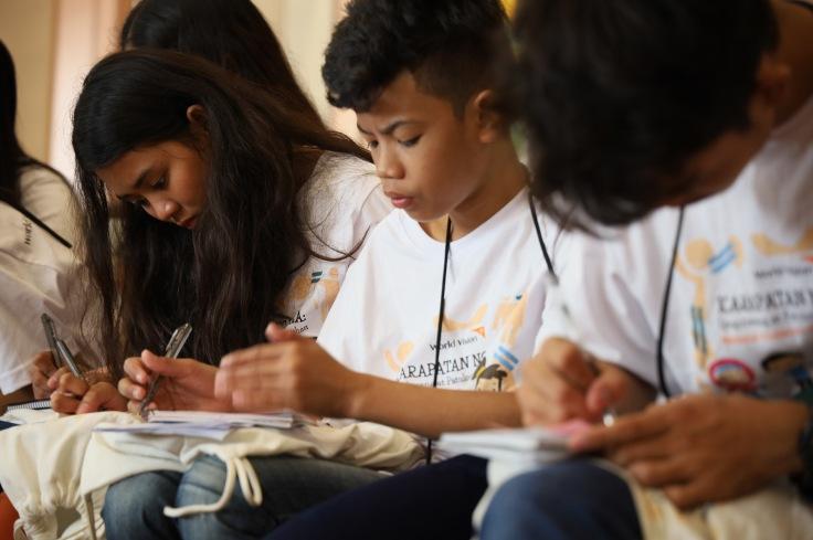 world vision national children's congress