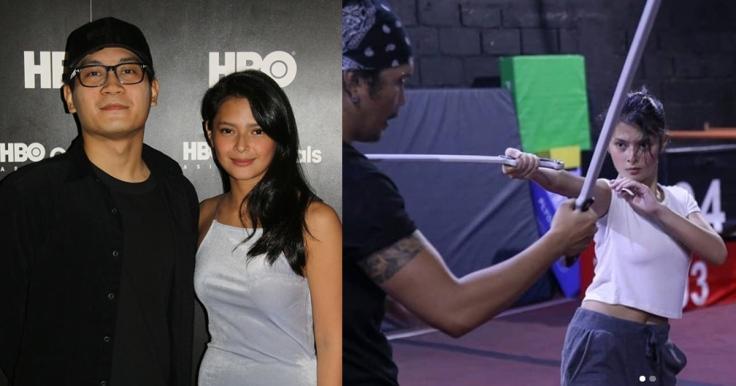Halfworlds HBO Asia Bianca Umali Mikhail Red