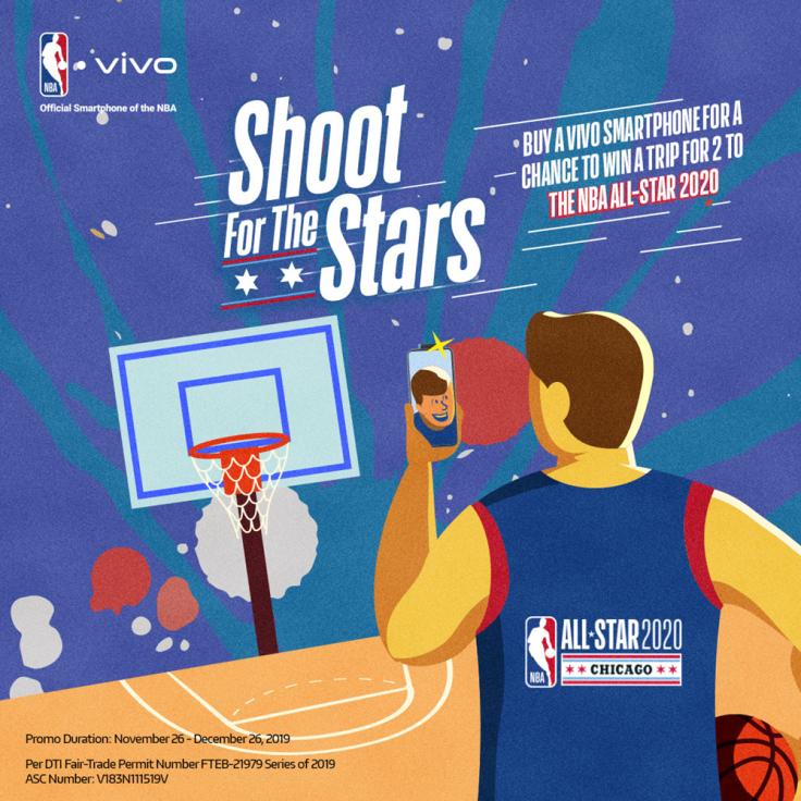 Shoot for the stars KV