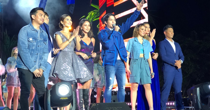 Alden Countdown 2020 Concert Araneta