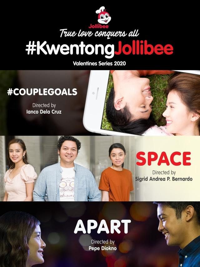 Kwentong Jollibee Valentine Series 2020