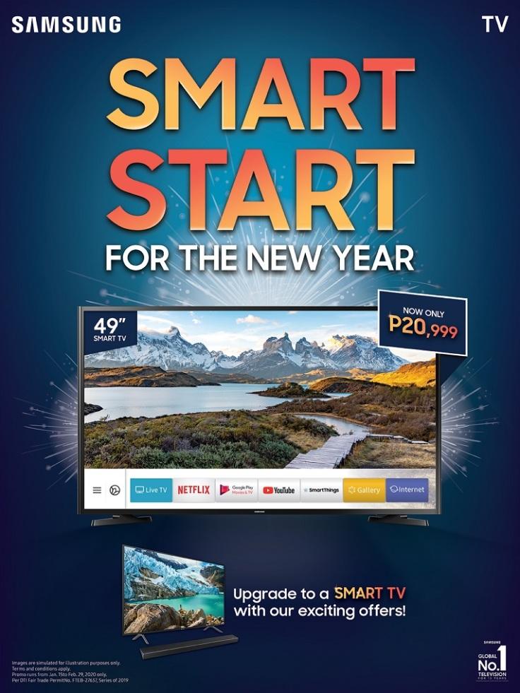 Samsung Smart Start