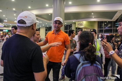world vision hope town launch enzo pineda